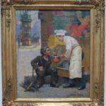 Goût exposition tentations appel des sens musée Villefranche