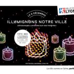 Lumignons Fête des Lumières Lyon