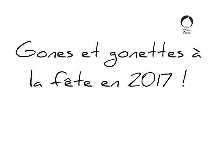 Bonne année 2017 OlfaGones