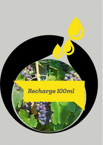 Votre recharge 100 ml de souvenir parfumé Les Sources de Bacchus
