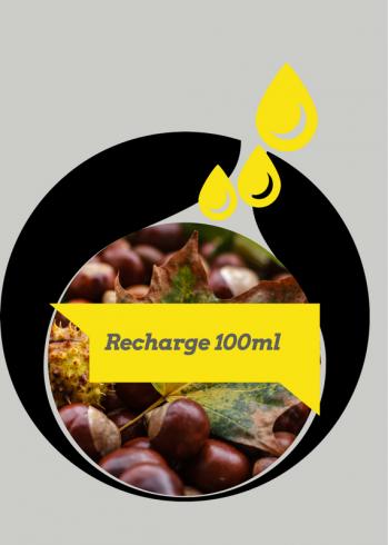 Votre recharge 100 ml de souvenir parfumé Chauds les Marrons, Chauds !