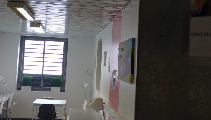 Espace coworking parfumé La Coursive d'entreprises
