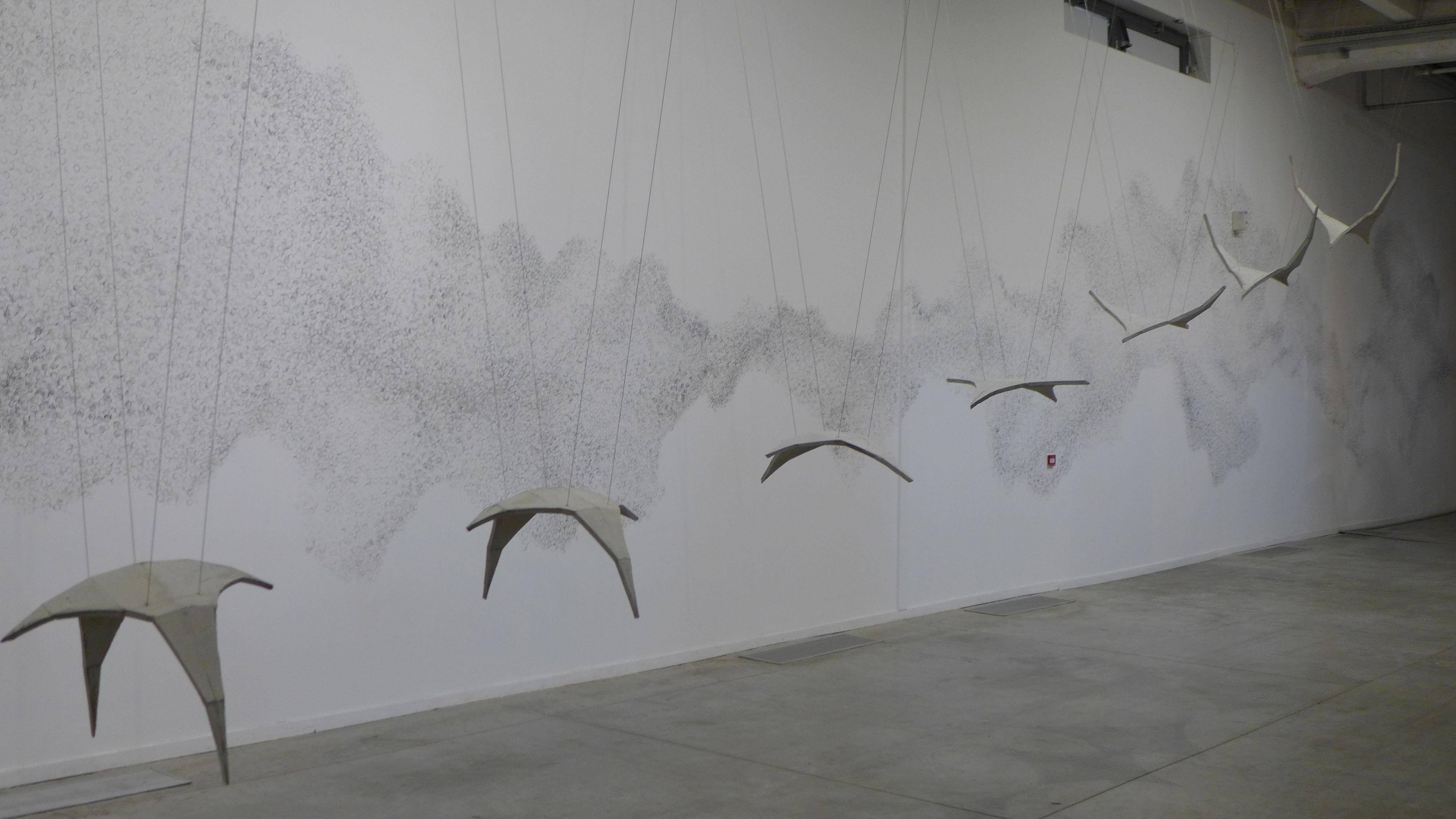 Biennale Lyon Migration mondes flottants