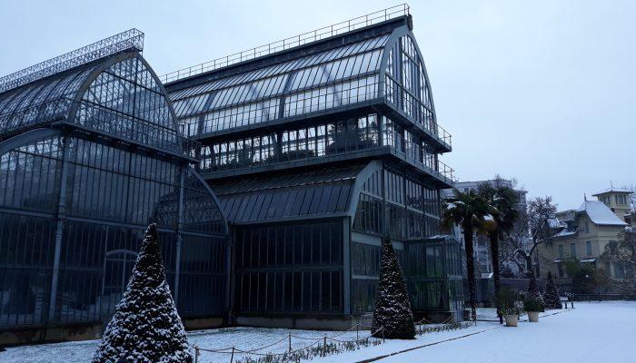 Plantes à parfum Serres Parc Tete d'Or Lyon